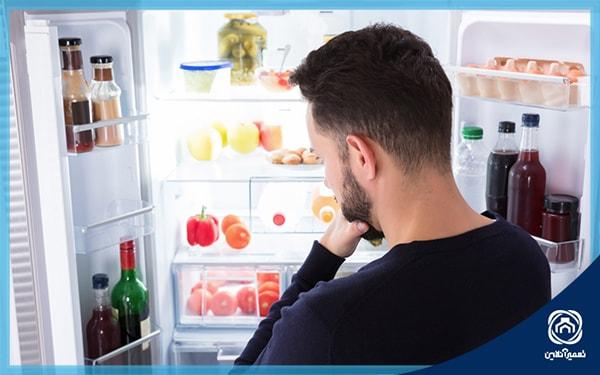 خاموش شدن ناگهانی یخچال