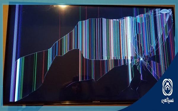خرابی تلویزیون