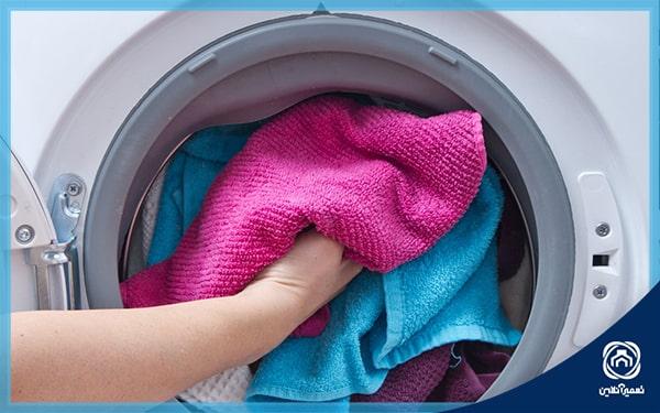 علل سرد بودن آب لباسشویی