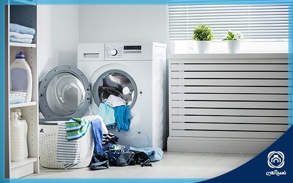 دلیل سرد بودن آب ماشین لباسشویی