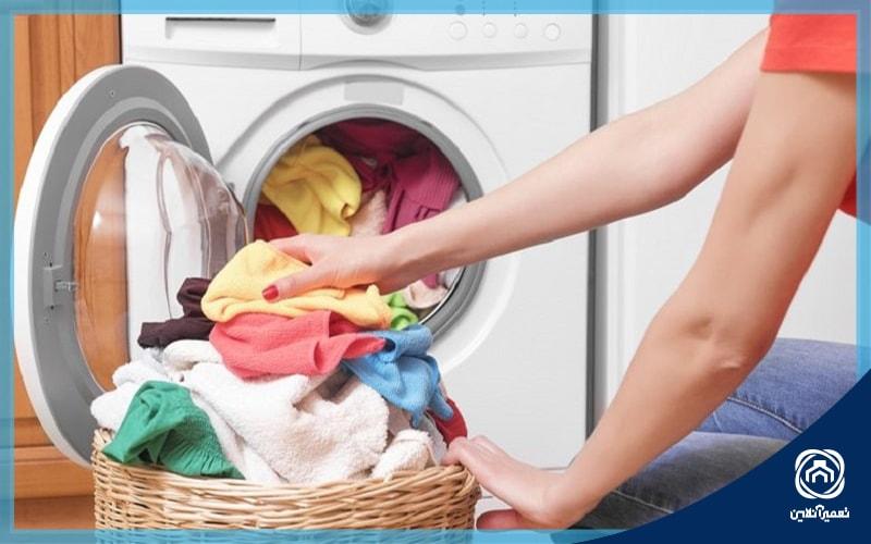 ظرفیت ماشین لباسشویی