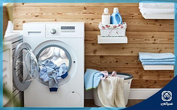 علل خاموش شدن لباسشویی و روشن نشدن