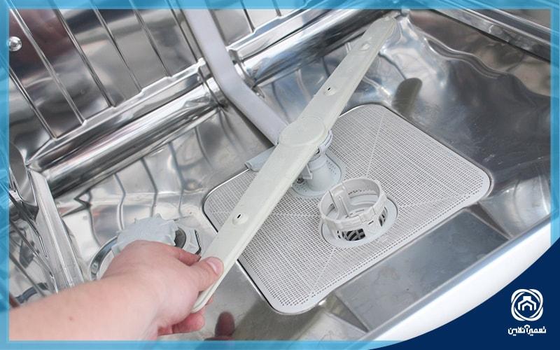 پروانه ماشین ظرفشویی