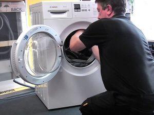 آموزش تعویض لاستیک لباسشویی بوش