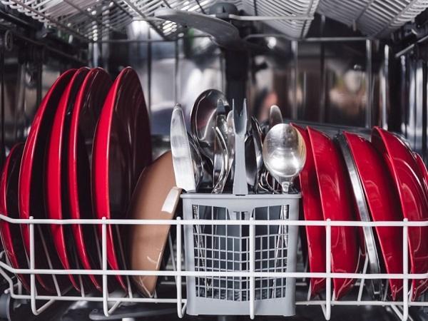 خشک نشدن ظرف ها در ماشین ظرفشویی بوش