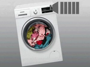 علت صدای زیاد ماشین لباسشویی
