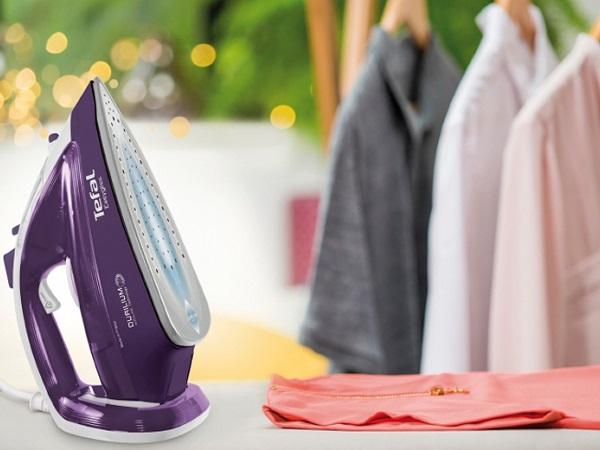 تنظیم درجه حرارت اتو بخار برای انواع پارچه