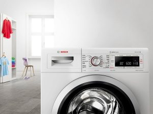 ارور F43 در ماشین لباسشویی بوش به چه معناست؟