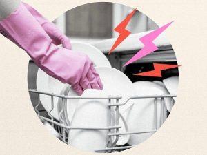 12 ظرفی که نباید در ماشین ظرفشویی شسته شوند