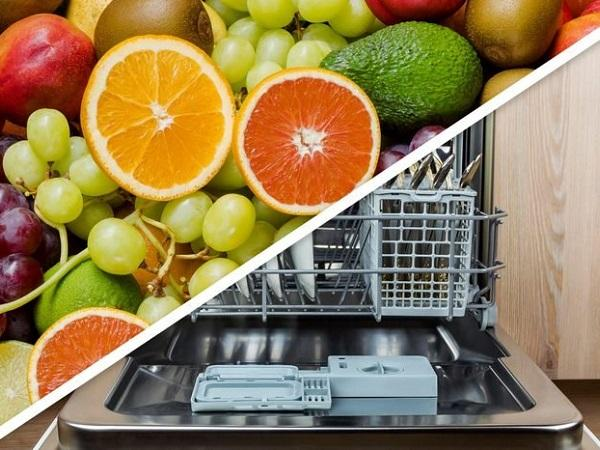 آیا شستن میوه با ماشین ظرفشویی ممکن است؟