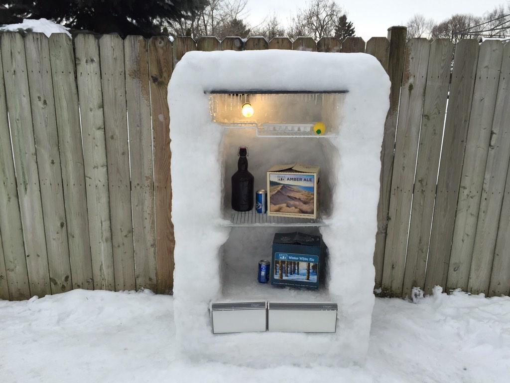 برفک زدن یخچال فریزر