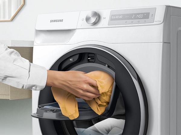 ماشین لباسشویی سامسونگ مدل Add Wash