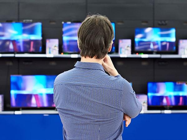 تفاوت تلویزیون 4k و full HD