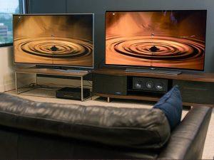 مقایسه تلویزیون ال جی با سامسونگ