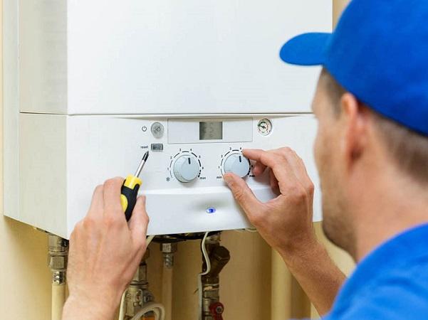 روش تنظیم فشار آب پکیج