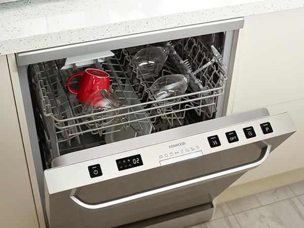 ارور F2 درماشین ظرفشویی کنوود