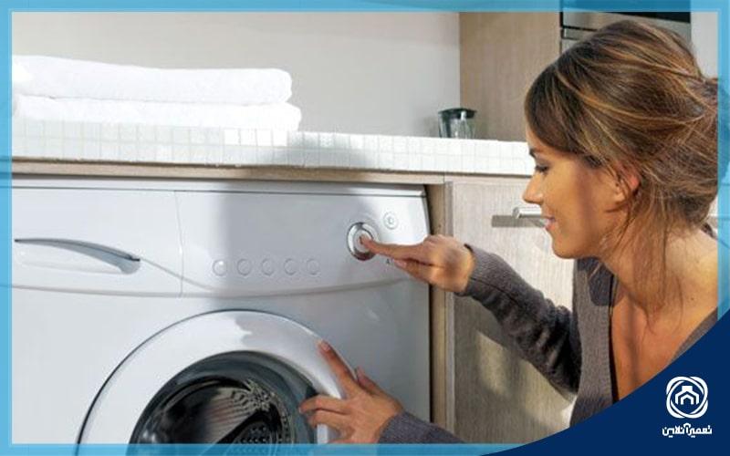 دلایل نچرخیدن درام ماشین لباسشویی