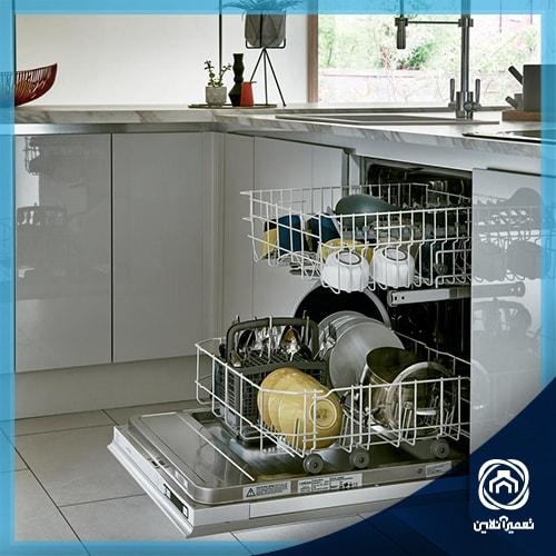 ارور d13 ماشین ظرفشویی