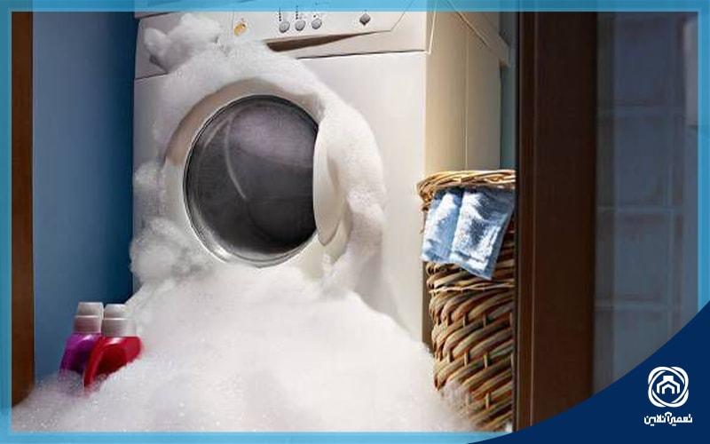 ارور SUD ماشین لباسشویی سامسونگ