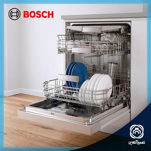 پمپ تخلیه ماشین ظرفشویی بوش