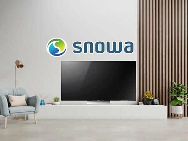کیفیت تلویزیون اسنوا