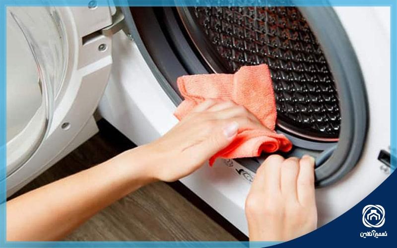 جرم گیری لباسشویی