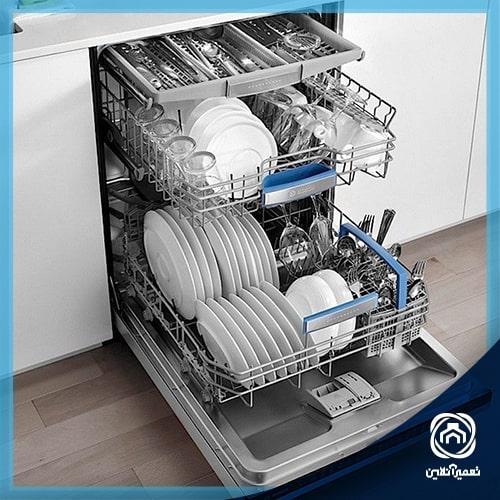عمر ماشین ظرفشویی