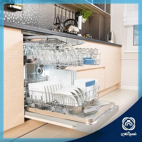 صدای زیاد ماشین ظرفشویی