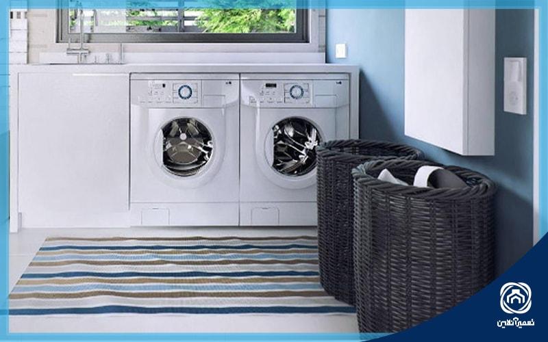 مزایا ماشین لباسشویی بدون تسمه