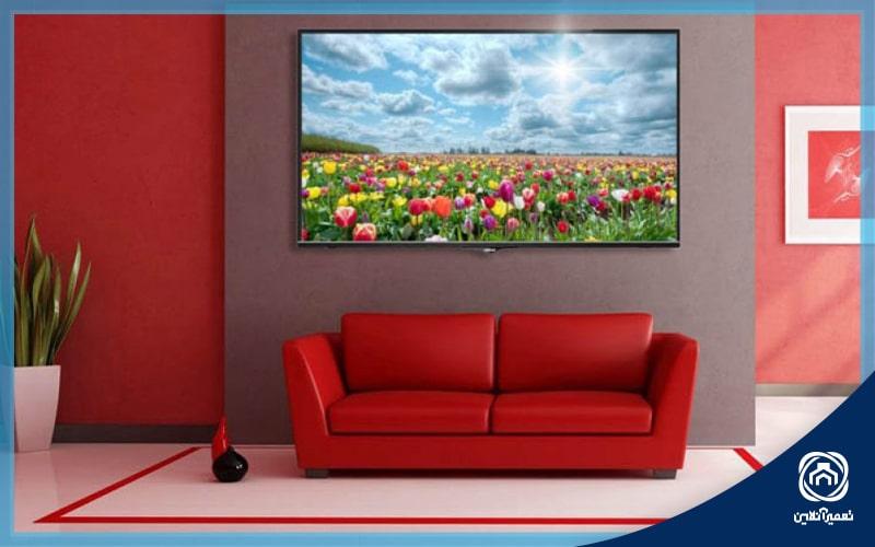 بررسی کیفیت تلویزیون اسنوا