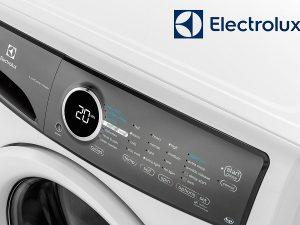 ارور ماشین لباسشویی الکترولوکس