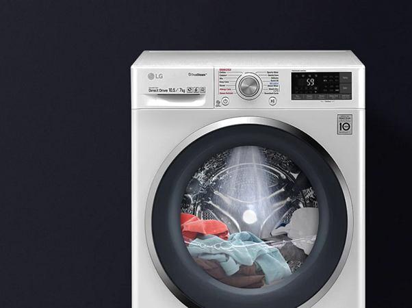 ارور SE لباسشویی ال جی