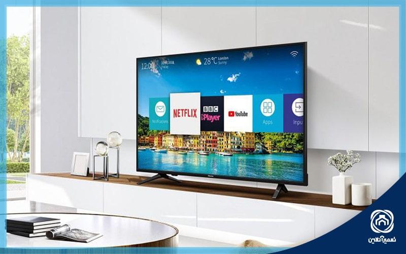 بررسی کیفیت تلویزیون هایسنس