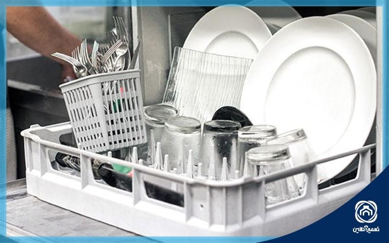 علت شستشوی طولانی lhadk ظرفشویی