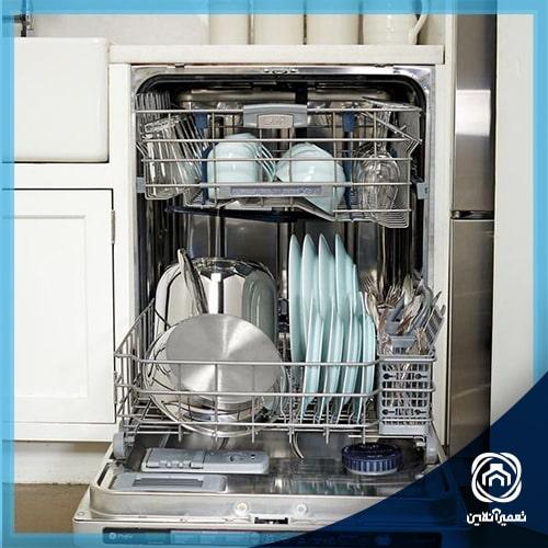 شستشوی طولانی ظرفشویی