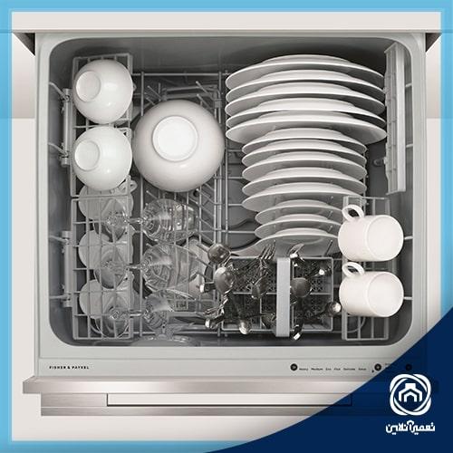 دلیل شست و شوی طولانی ماشین ظرفشویی