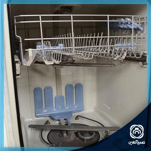 جرم گیری ظرفشویی
