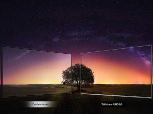 کم نور شدن صفحه تلویزیون