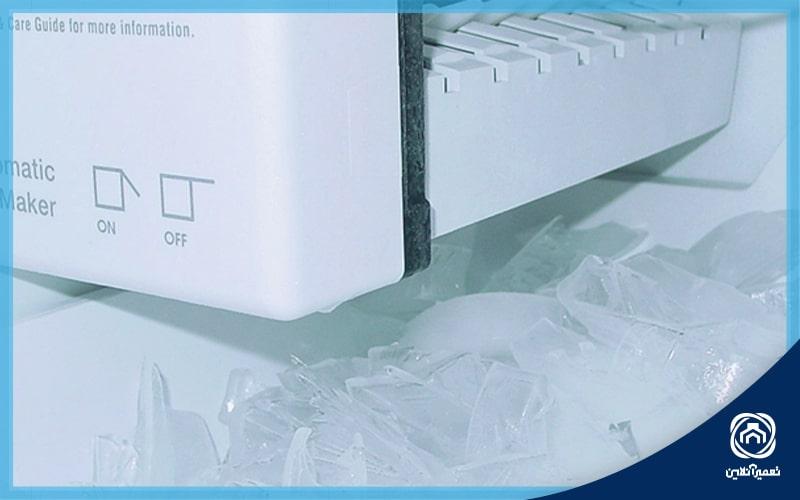 خرابی یخساز یخچال