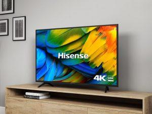 کیفیت تلویزیون هایسنس