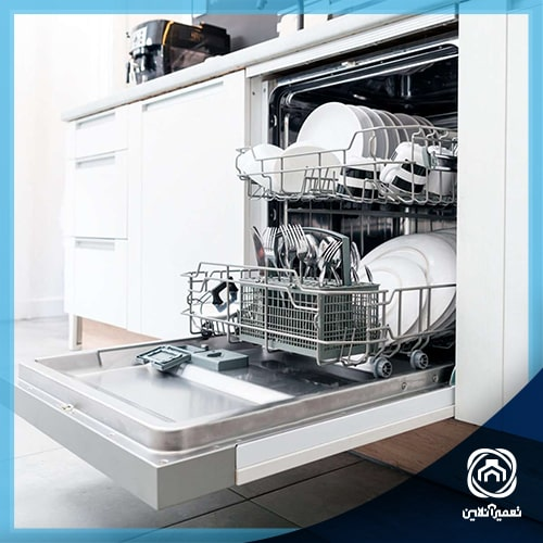 علت ارور e06 ظرفشویی