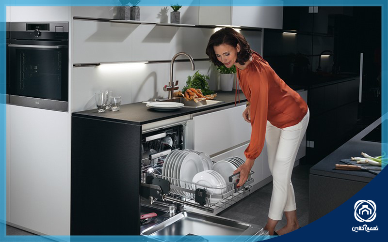 علت زنگ زدن ماشین ظرفشویی
