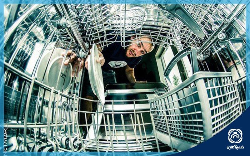 تفاوت ظرفشویی بوش و ظرفشویی الجی