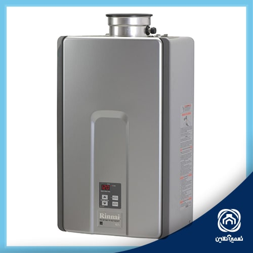 گرم نکردن آب توسط آبگرمکن