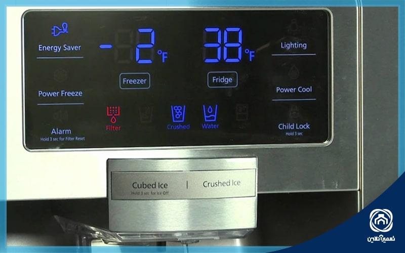 مانیتورینگ دمای یخچال و فریزر