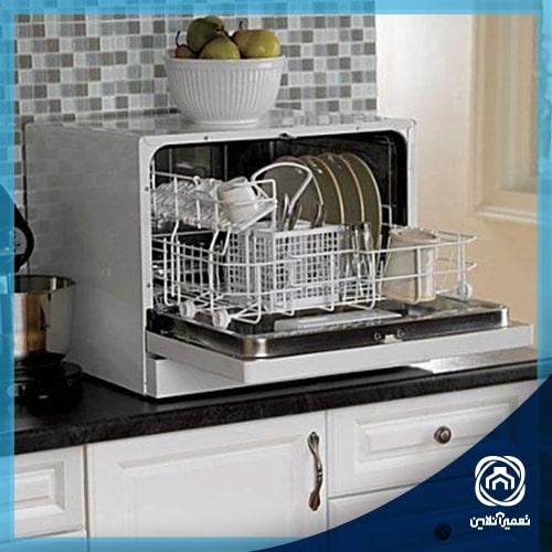 علت ارور E16 ظرفشویی بوش
