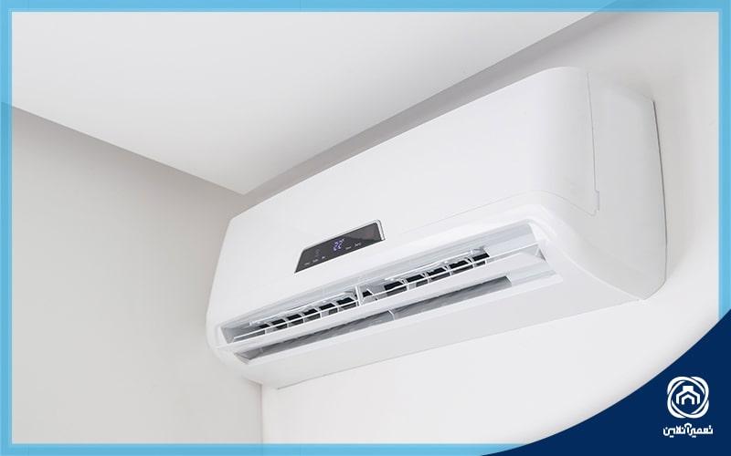 تنظیم گرمایش اسپیلت