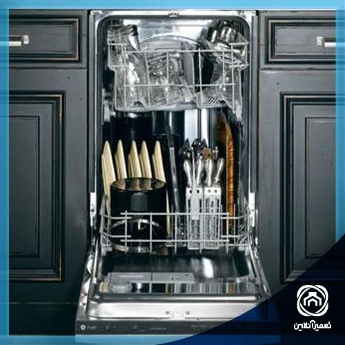 علت خطای E11 ظرفشویی بوش