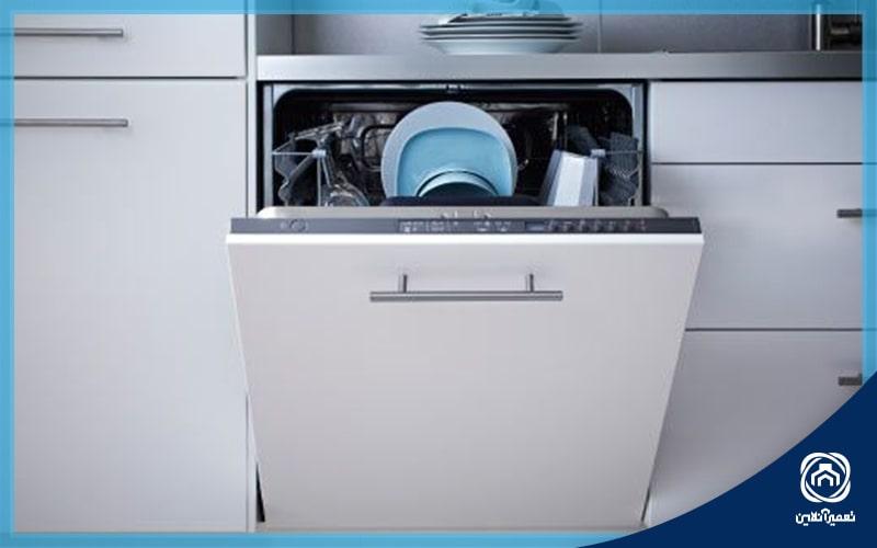 5 علت ارور E21 ظرفشویی بوش