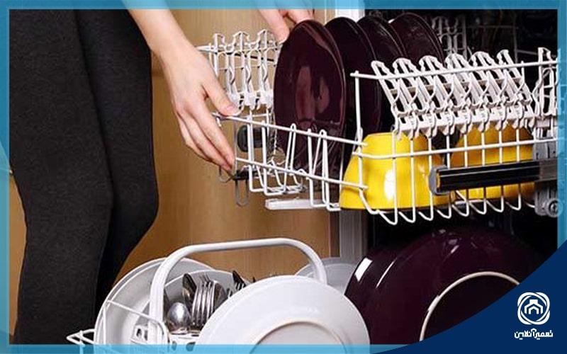 راه حل ارور E27 ظرفشویی بوش